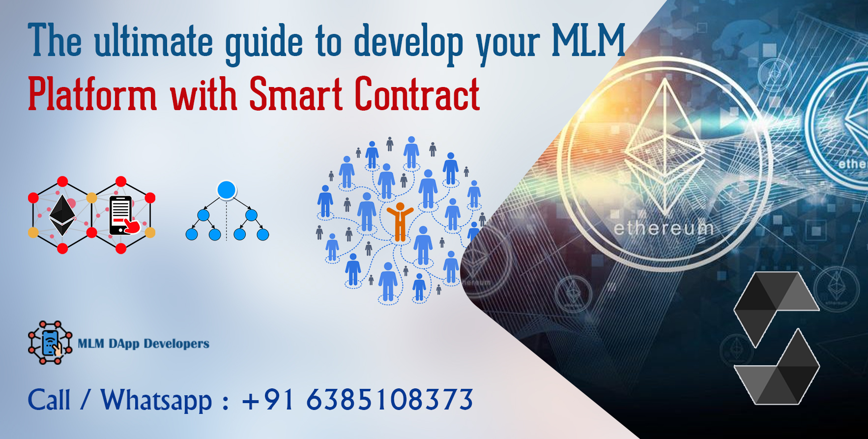 Decentralized MLM Matrix Plan Software with DApp smart contract